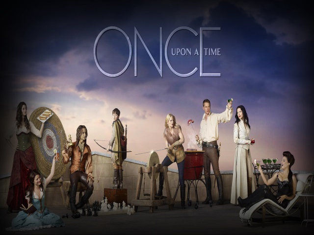 Once Upon A Time Saison 4 Episode 18