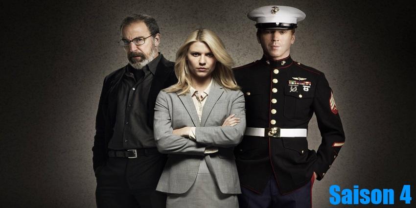 Toute la série Homeland Saison 4 en streaming version française complète à regarder gratuitement,
