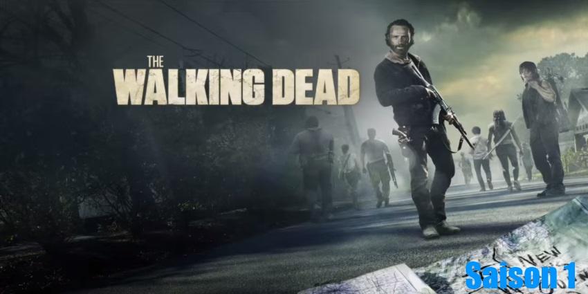Toute la série The Walking Dead Saison 1 en streaming version française complète à regarder gratuitement,