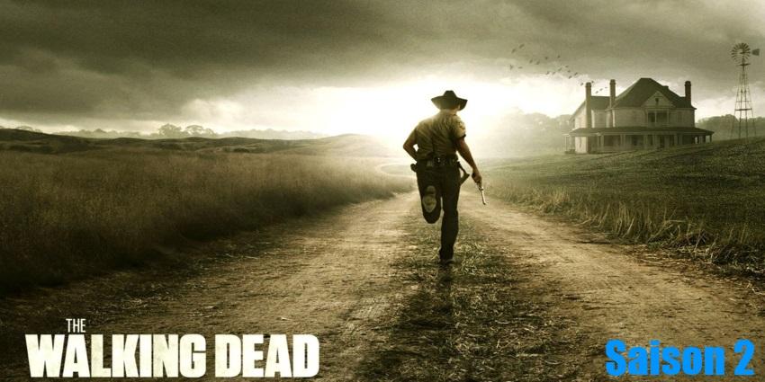 Toute la série The Walking Dead Saison 2 en streaming version française complète à regarder gratuitement,