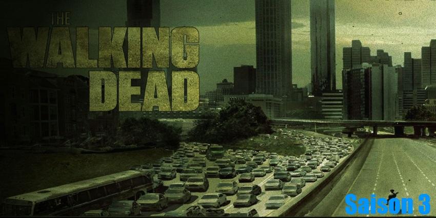 Toute la série The Walking Dead Saison 3 en streaming version française complète à regarder gratuitement,