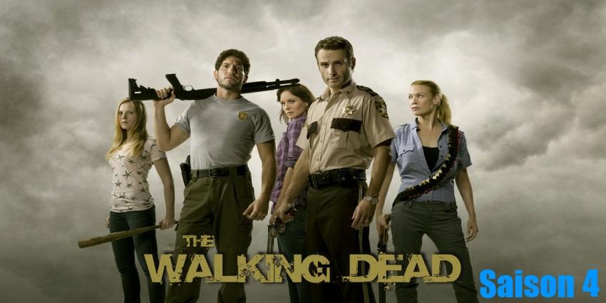 Toute la série The Walking Dead Saison 4 en streaming version française complète à regarder gratuitement,
