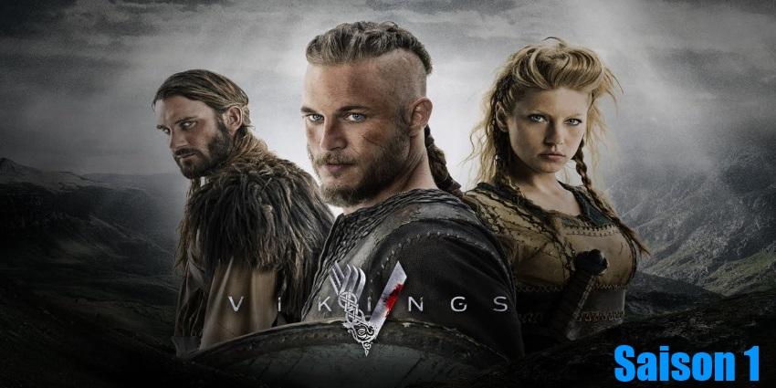 Toute la série Vikings Saison 1 en streaming version française complète à regarder gratuitement,