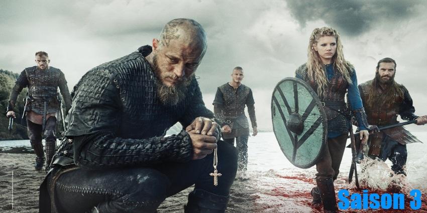 Toute la série Vikings Saison 3 en streaming version française complète à regarder gratuitement,